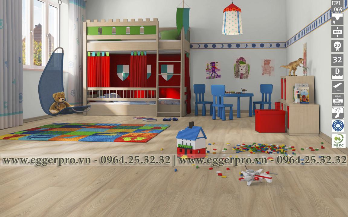 sàn gỗ công nghiệp Egger Epl069