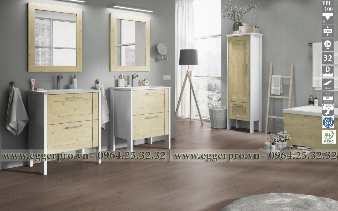 Sàn gỗ công nghiệp Egger EPL 100