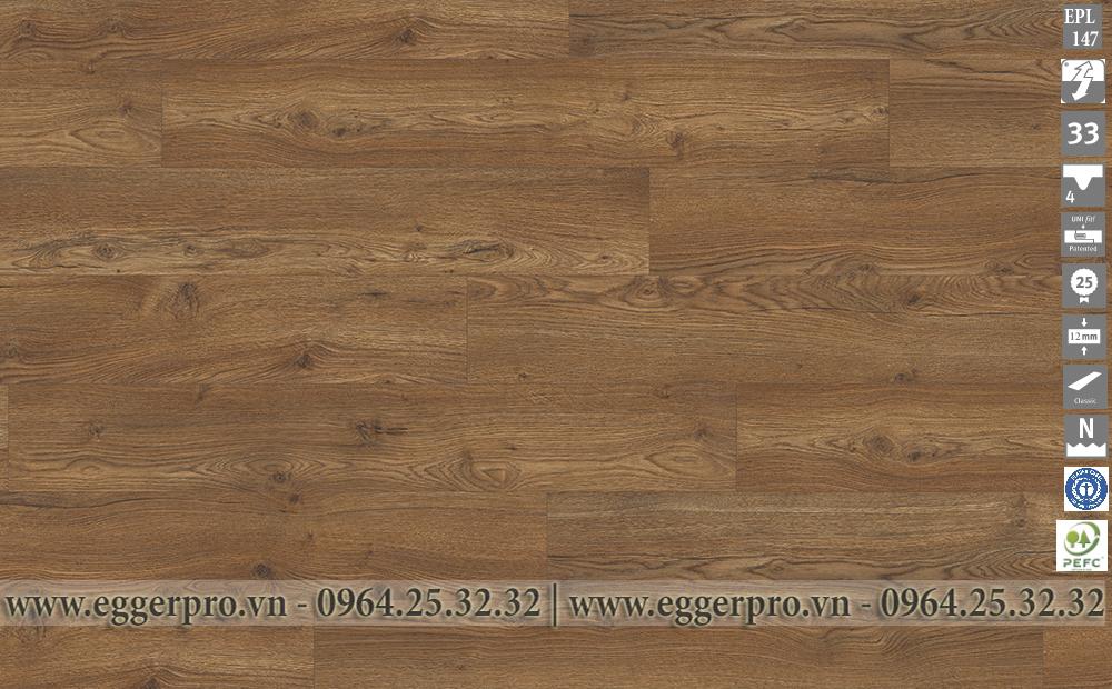 sàn gỗ công nghiệp Egger EPL147
