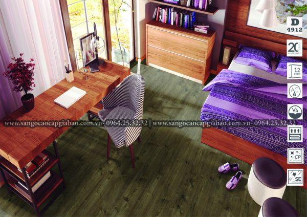 sàn gỗ công nghiệp Kronopol D4912 Pablo Oak