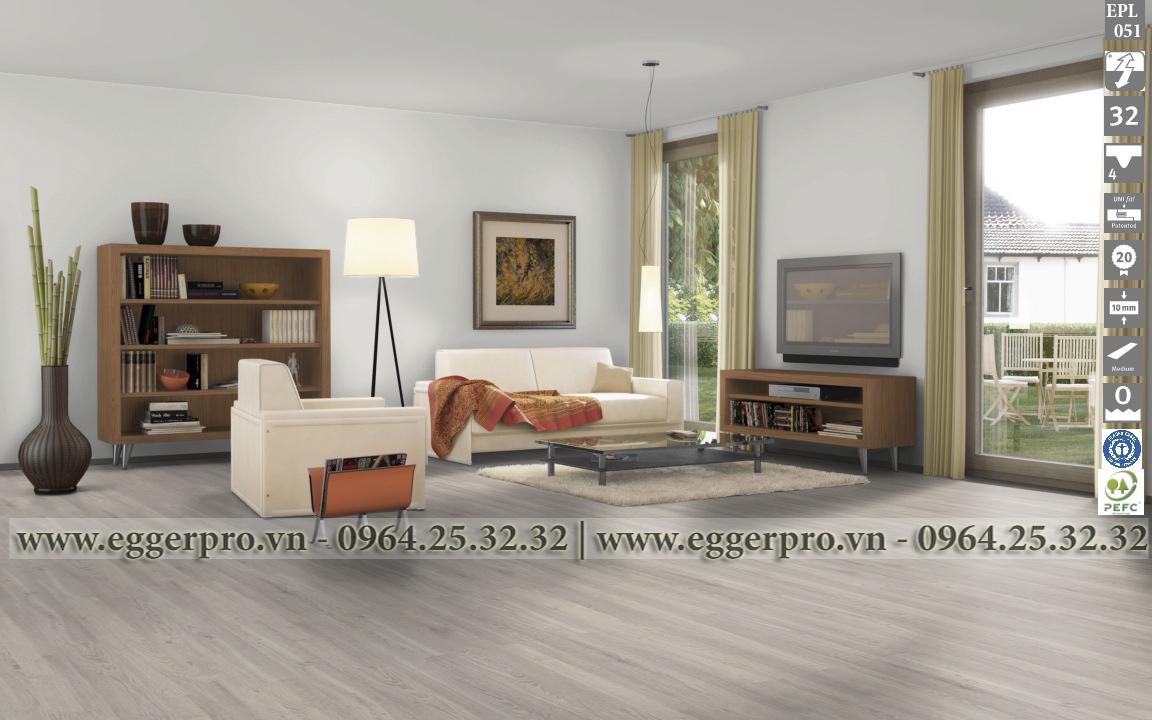 sàn gỗ công nghiệp egger EPL051