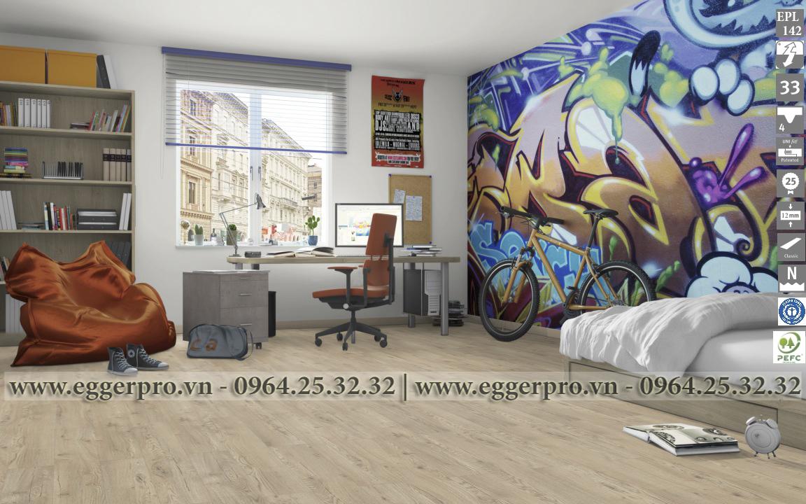 sàn gỗ công nghiệp Egger EPL142