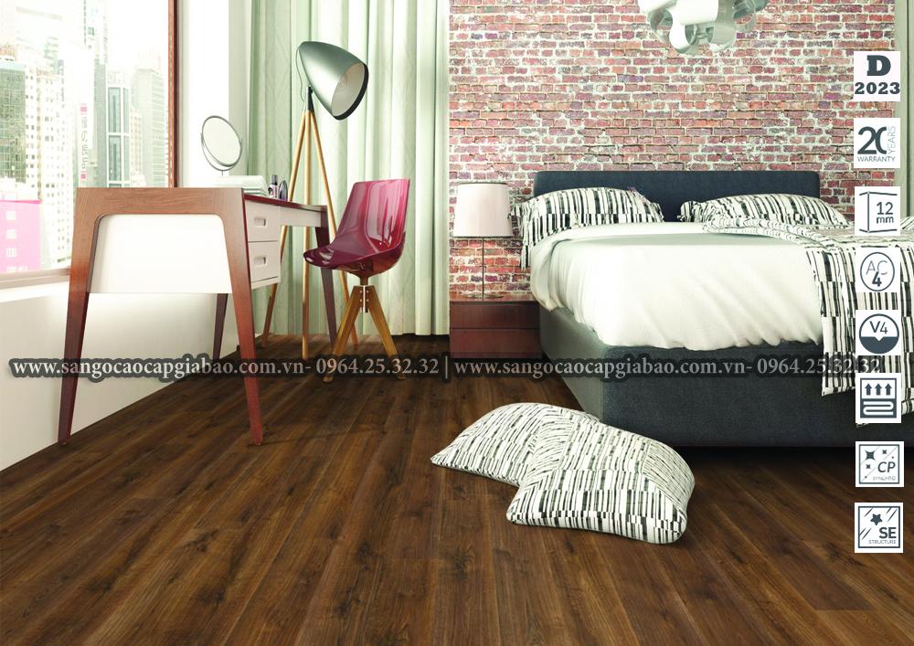 Sàn gỗ Gia Bảo - Sàn Gỗ Công Nghiệp Kronopol D2023 12mm
