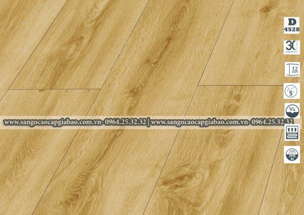 Sàn GỗCông Nghiệp Kronopol D4528 Largo Oak