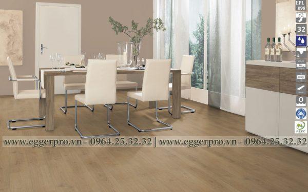sàn gỗ công nghiệp egger EPL098 HONEY NORTH OAK