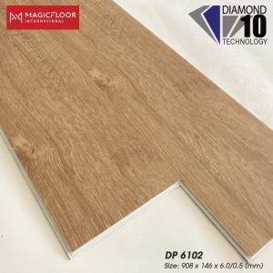 Sàn Nhựa Hèm Khóa Magic DP6102