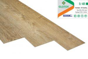 Sàn Nhựa Hèm Khóa GLOTEX S: 481