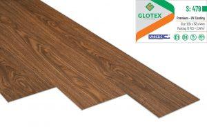 Sàn Nhựa Hèm Khóa GLOTEX S: 479