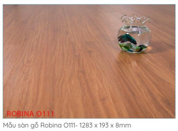 sàn gỗ công nghiệp robina O111