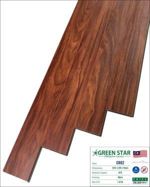 Sàn gỗ công nghiệp Green Star G882