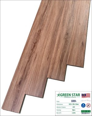 SÀN GỖ CÔNG NGHIỆP GREEN STAR G884