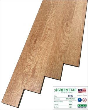 SÀN GỖ CÔNG NGHIỆP GREEN STAR G885
