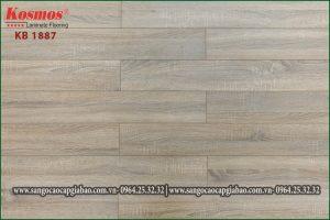 sàn gỗ kosmos KB 1887