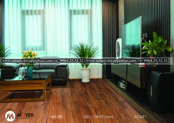 sàn gỗ Mayer MA180
