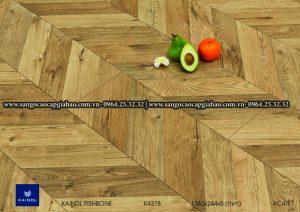 Sàn Gỗ xương cá Kaindl K4378