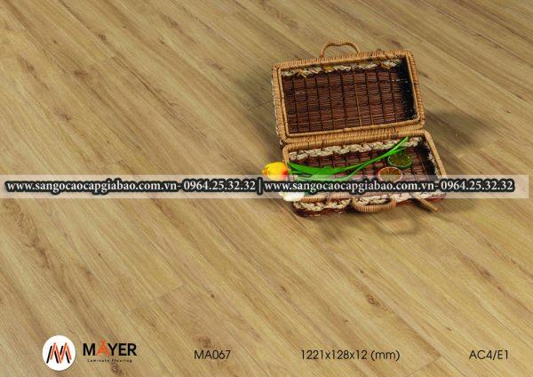 sàn gỗ Mayer MA067