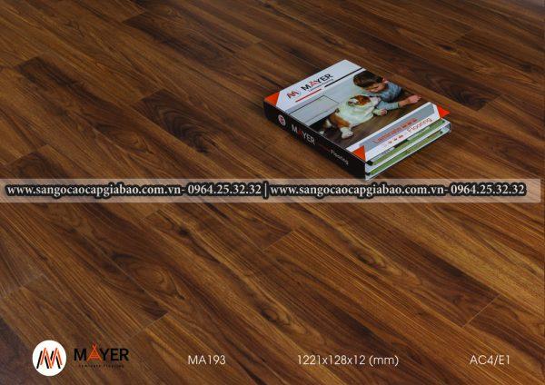 sàn gỗ Mayer MA193